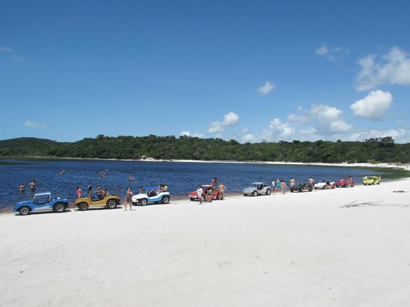 Baía Formosa Lagoa da Coca Cola