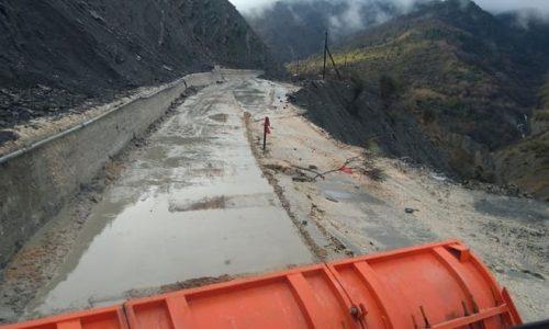 Κλειστός για χρονικό διάστημα που ενδεχομένως να ξεπεράσει και τον ένα μήνα, είναι ο δρόμος μεταξύ Παλαιοχωρίου και Προσηλίου, λόγω εργασιών στην περιοχή «Μαυρολάγκαδο».