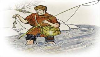 fabula corta el cazador y el pescador moraleja