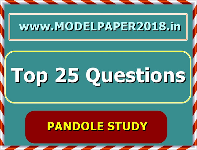 Top 25 Questions in Hindi for Competitive Exams 2020