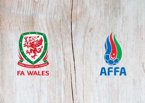 Wales vs Azerbaijan -Highlights 6 September 2019