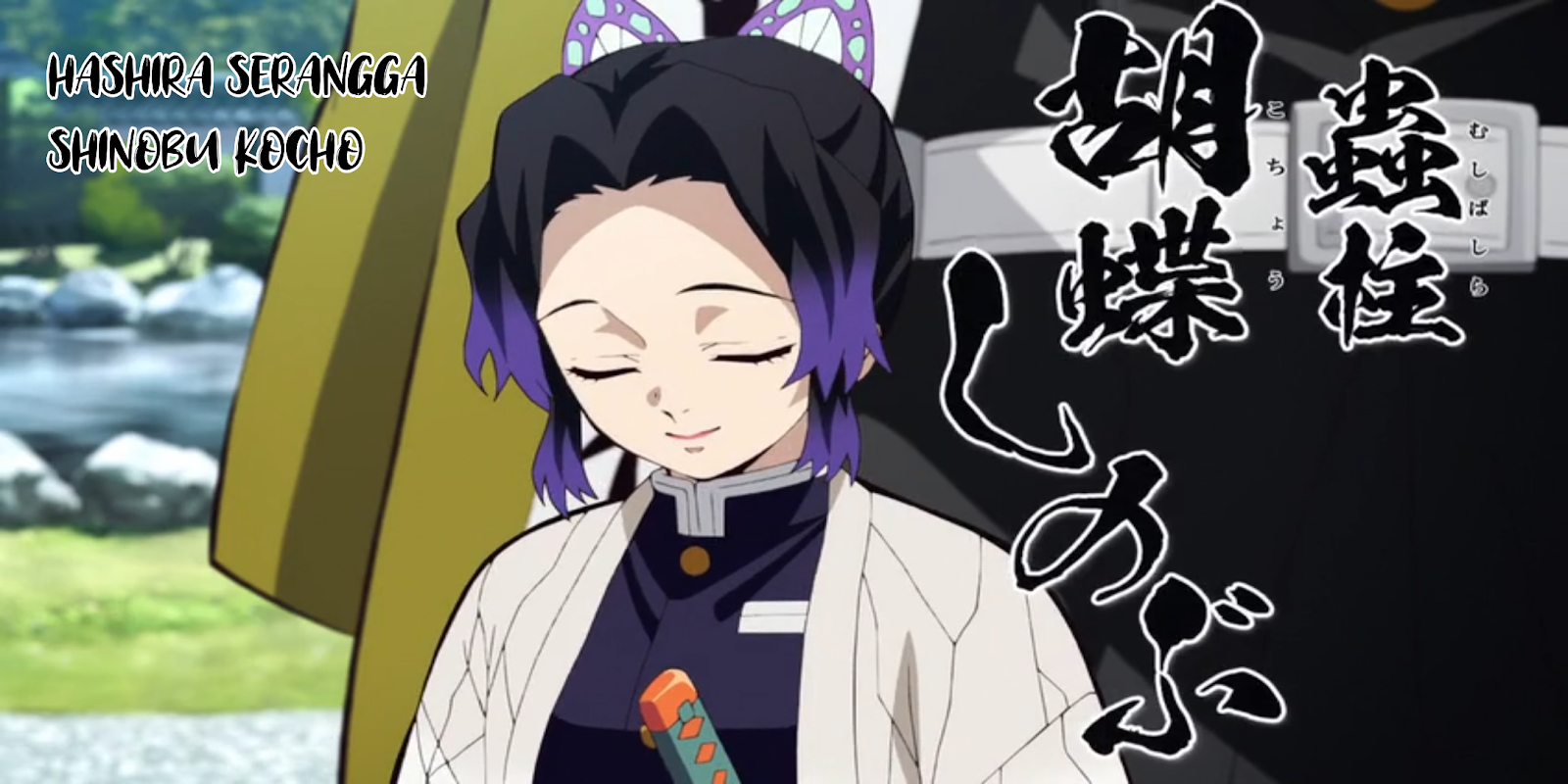 9 Pilar Di Anime Demon Slayer Kimetsu No Yaiba Masadi Id
