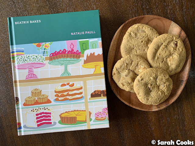 Beatrix Bakes Cookbook and Cookies