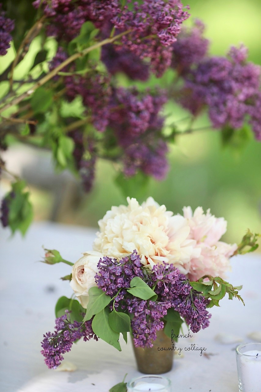 How To Keep Lilacs From Wilting After Cutting Them