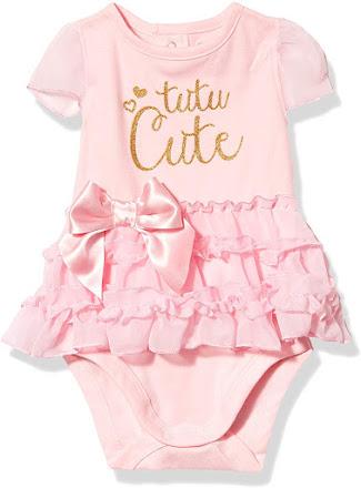 Pink Newborn Baby Girl Clothes