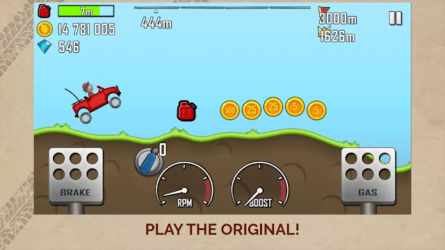 Hill Climb Racing Mod latest