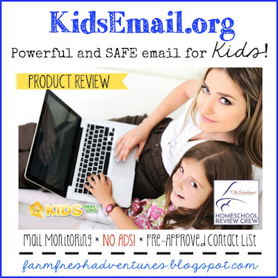 KidsEmail.org: Powerful and Safe Email for Kids (Product Review)