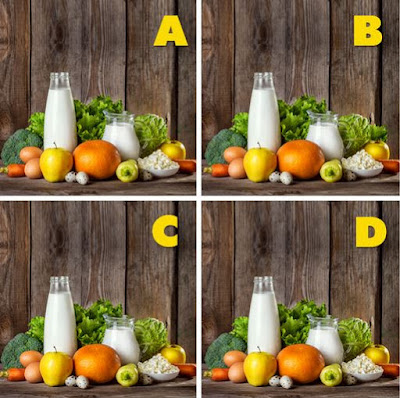 Quiz Diva - Food Difference | Spot the Different Food Quiz Answers (40 Questions) Score 100% | MyNeobuxSolutions image 20