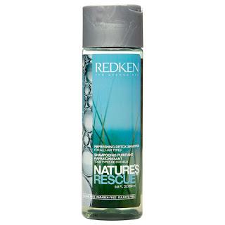 shampoo transparente redken rescue