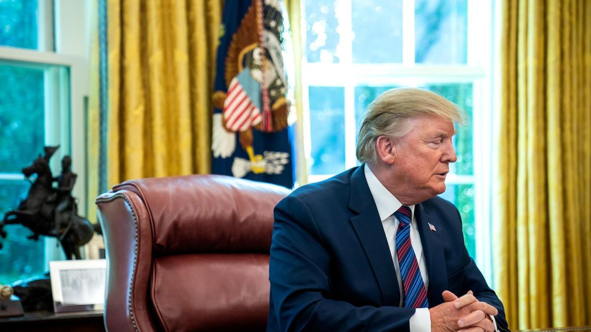 M. Trump rencontre des conseillers sur le plan de paix afghan
