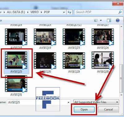 cara mengganti format video menjadi format lain