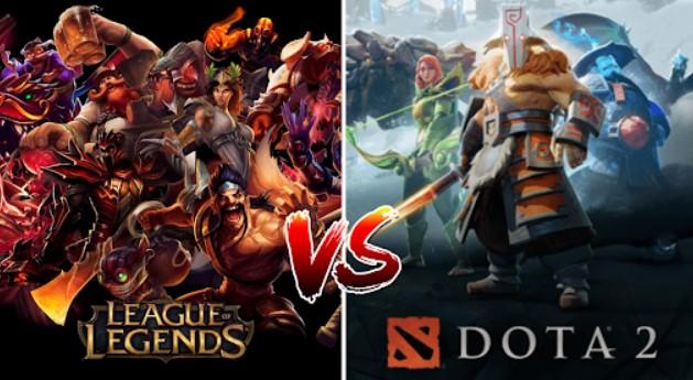 Dota 2 / League Of Legends
