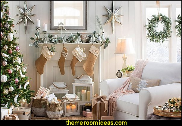 christmas cottage christmas decorating ideas rustic christmas style decorating ideas rustic decorations