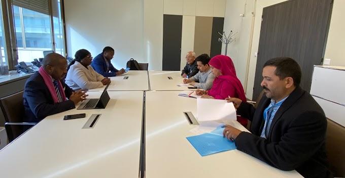 La Viceministra de Justicia de Namibia reitera en Ginebra el apoyo de su país a la República Saharaui (RASD)