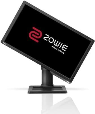 BenQ ZOWIE XL2411P: monitor gaming de 24'' con refresco de 144 Hz, respuesta de 1 m y base regulable en altura y orientación