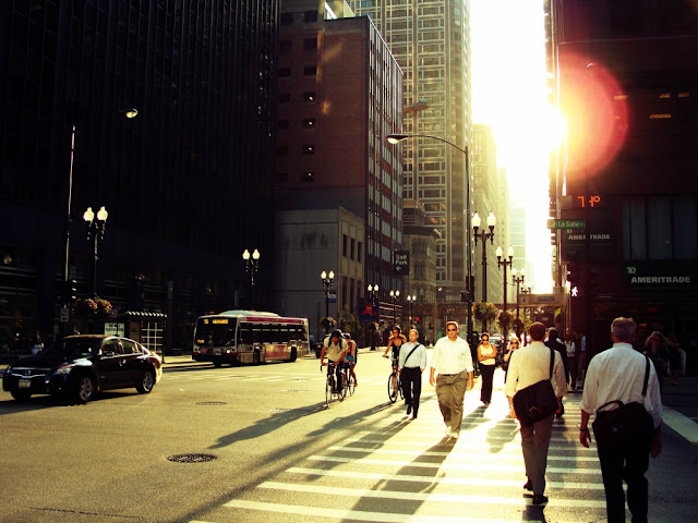 Caminhar pelas cidades - o jeito mais fácil de se apaixonar por elas!