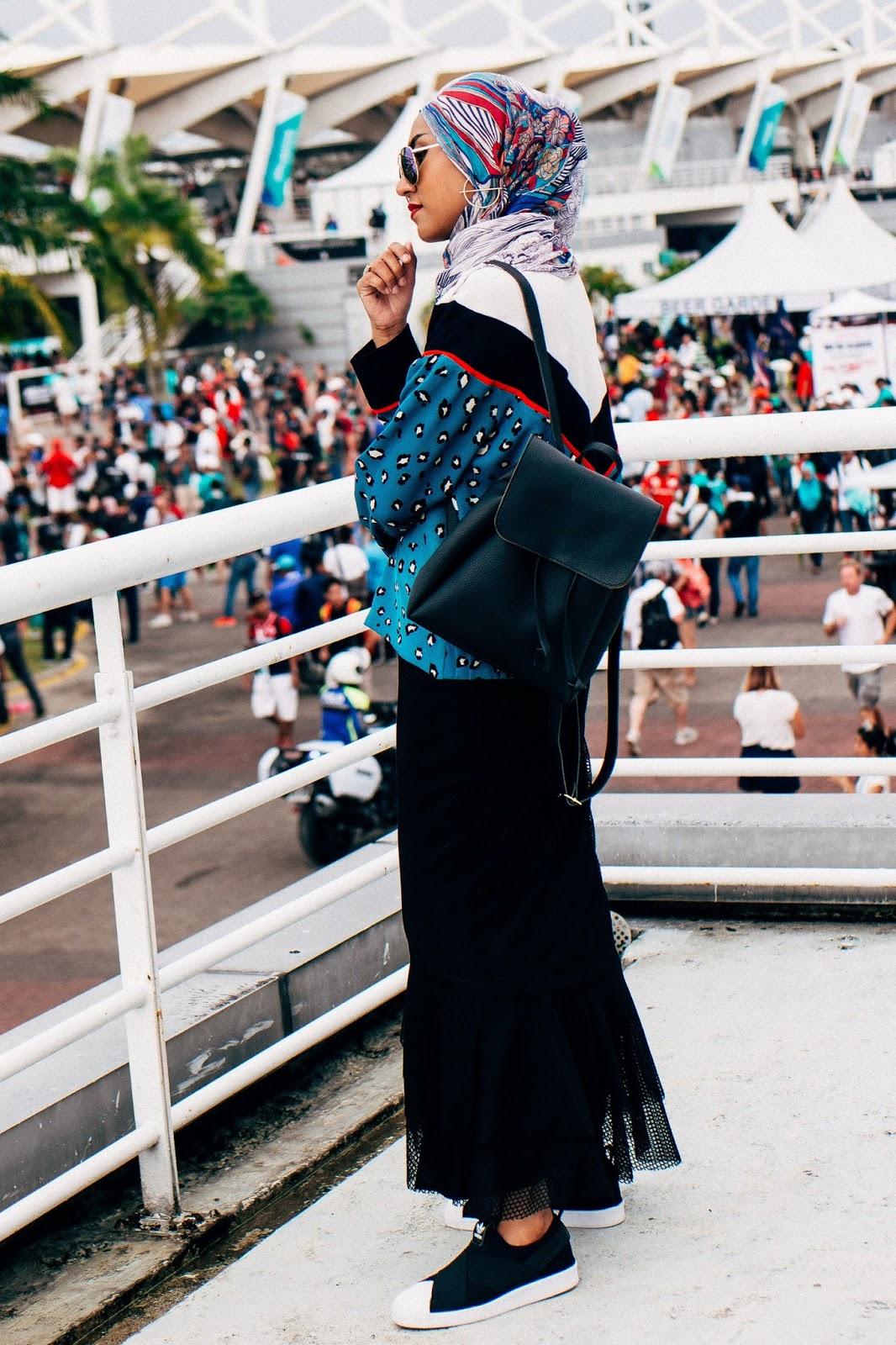 Zara Teal Leopard Top Zara eyelet skirt Adidas Superstar Slip-Ons