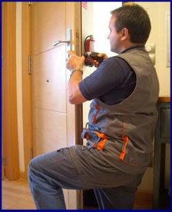 Instalación de puertas blindadas en Soria