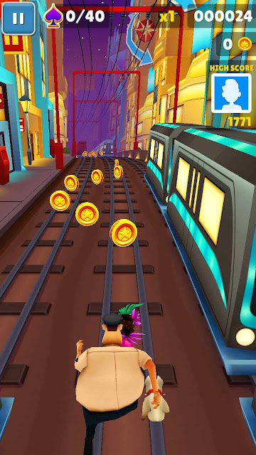 Gameplay Cheat Subway Surf