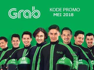 Kode Promo Grab Mei 2018