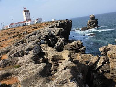 Cabo Carvoeiro in Portugal