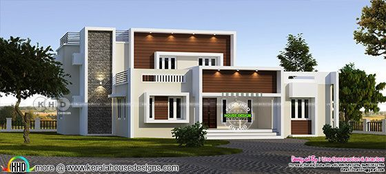 5 bedroom contemporary residence design