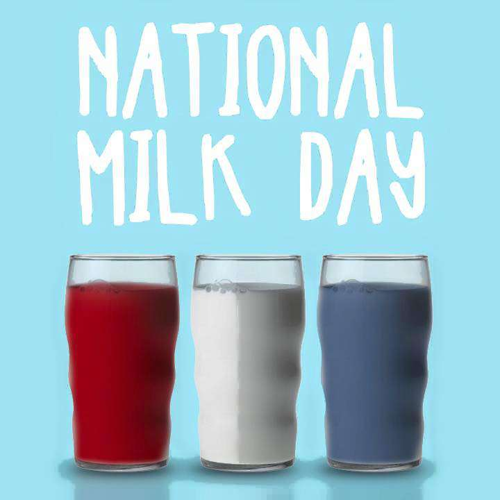 National Milk Day Wishes Images