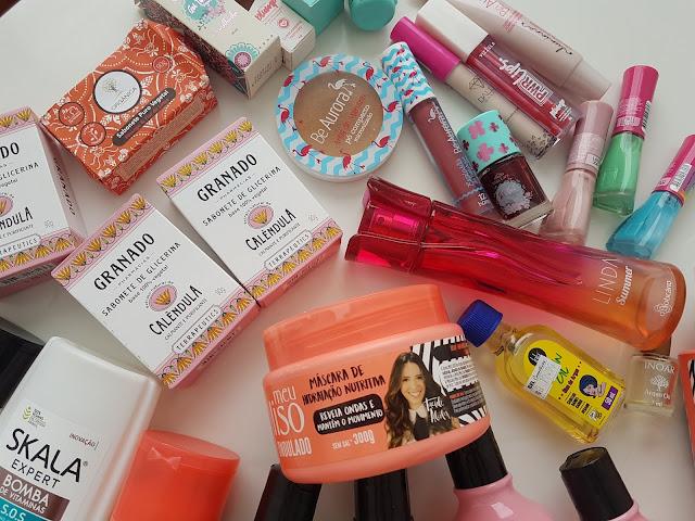 Meus produtinhos VEGANOS | Cosméticos | Maquiagem | Higiene 🌱
