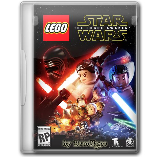 Lego Star Wars The Force Awakens Full Español