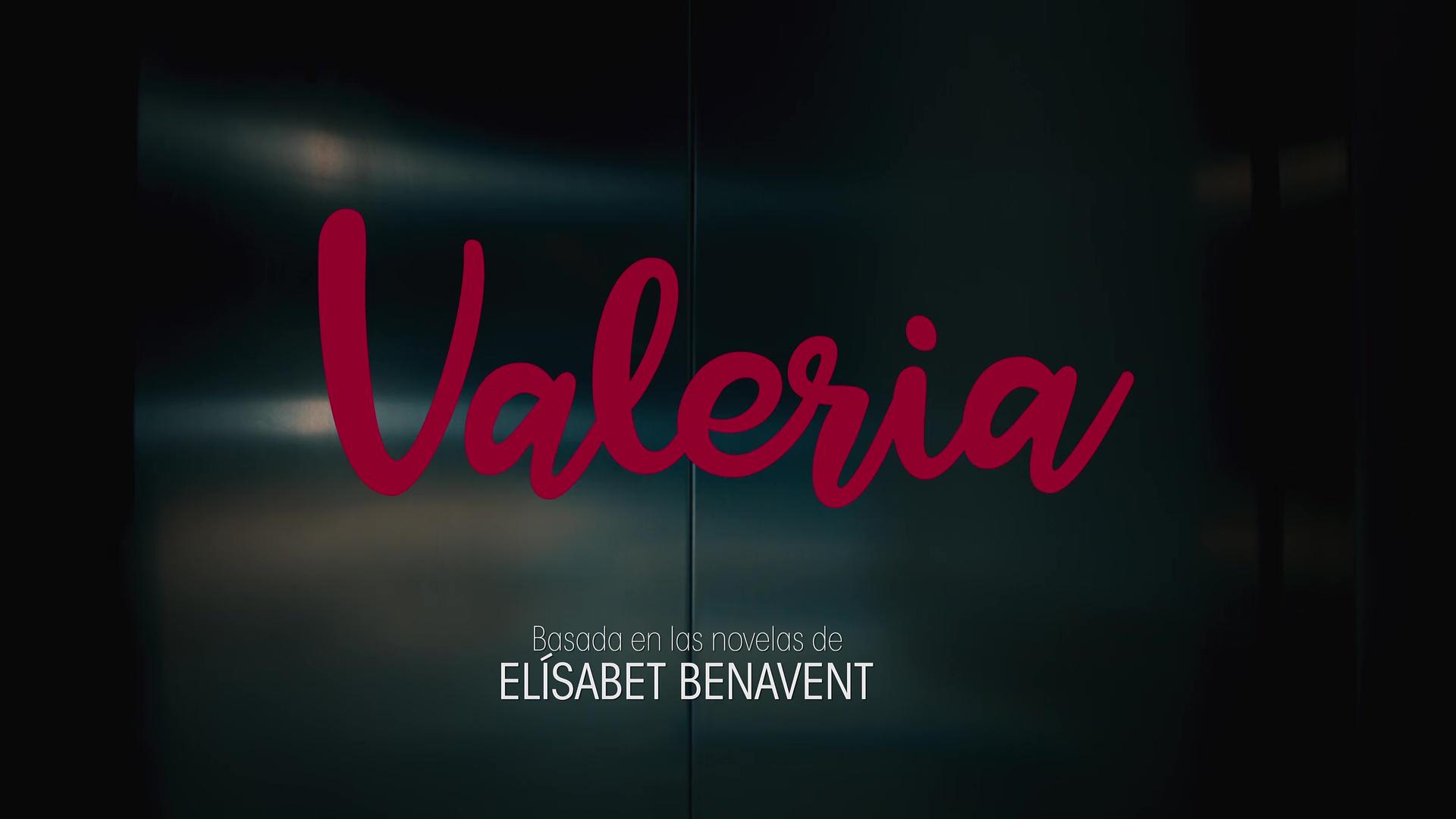 Valeria (2021) Temporada 2 1080p WEB-DL Español