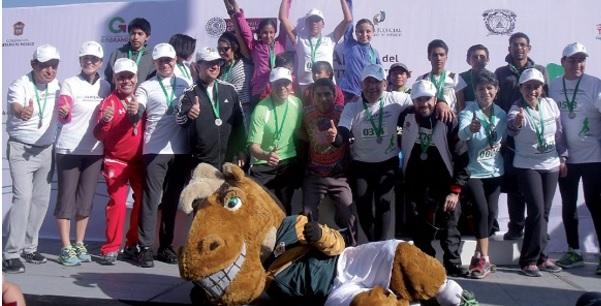 Carrera Atlética del Congreso Constituyente, Toluca