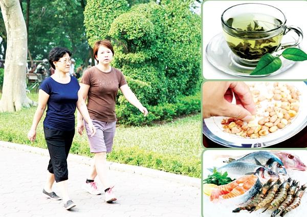 Xin giới thiệu một số thực phẩm dành cho người muốn giảm cân