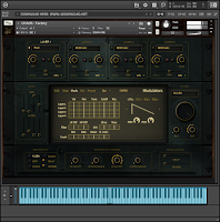 HybridTwo Project Chaos KONTAKT Library