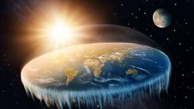 Saudade do tempo em que o Brasil fazia parte da Terra redonda!
