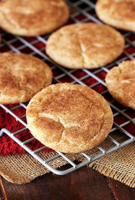 Snickerdoodles Cookies Image