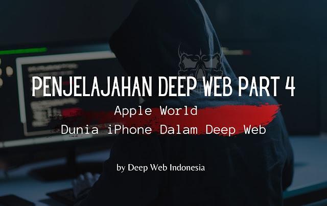 Penjelajahan Deep Web