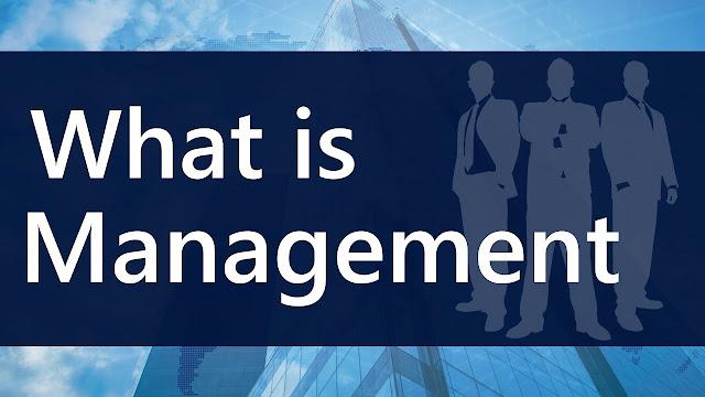 Definisi Prinsip Unsur Fungsi Bidang Manajemen Menurut Ahli