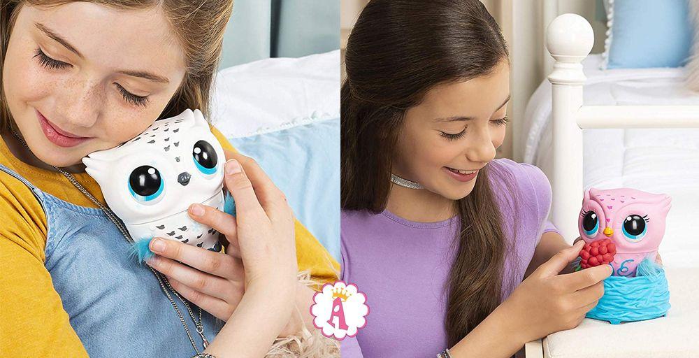 Лучшие интерактивные игрушки 2019 - 2020 Owleez
