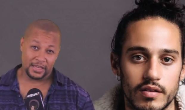 Russ Freestyles For Funk Flex, French Montana Speaks On Robbery