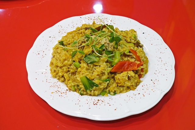 馬來咖哩燉飯