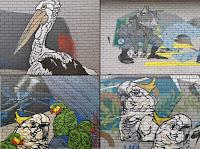 Dickson Street Art | Byrd