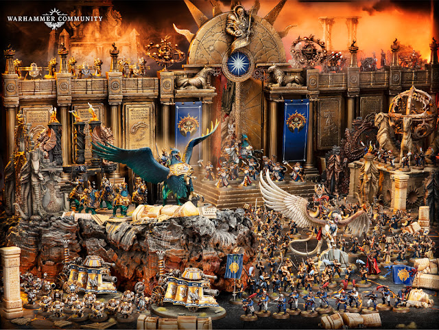 Battletoem Cities of sigmar