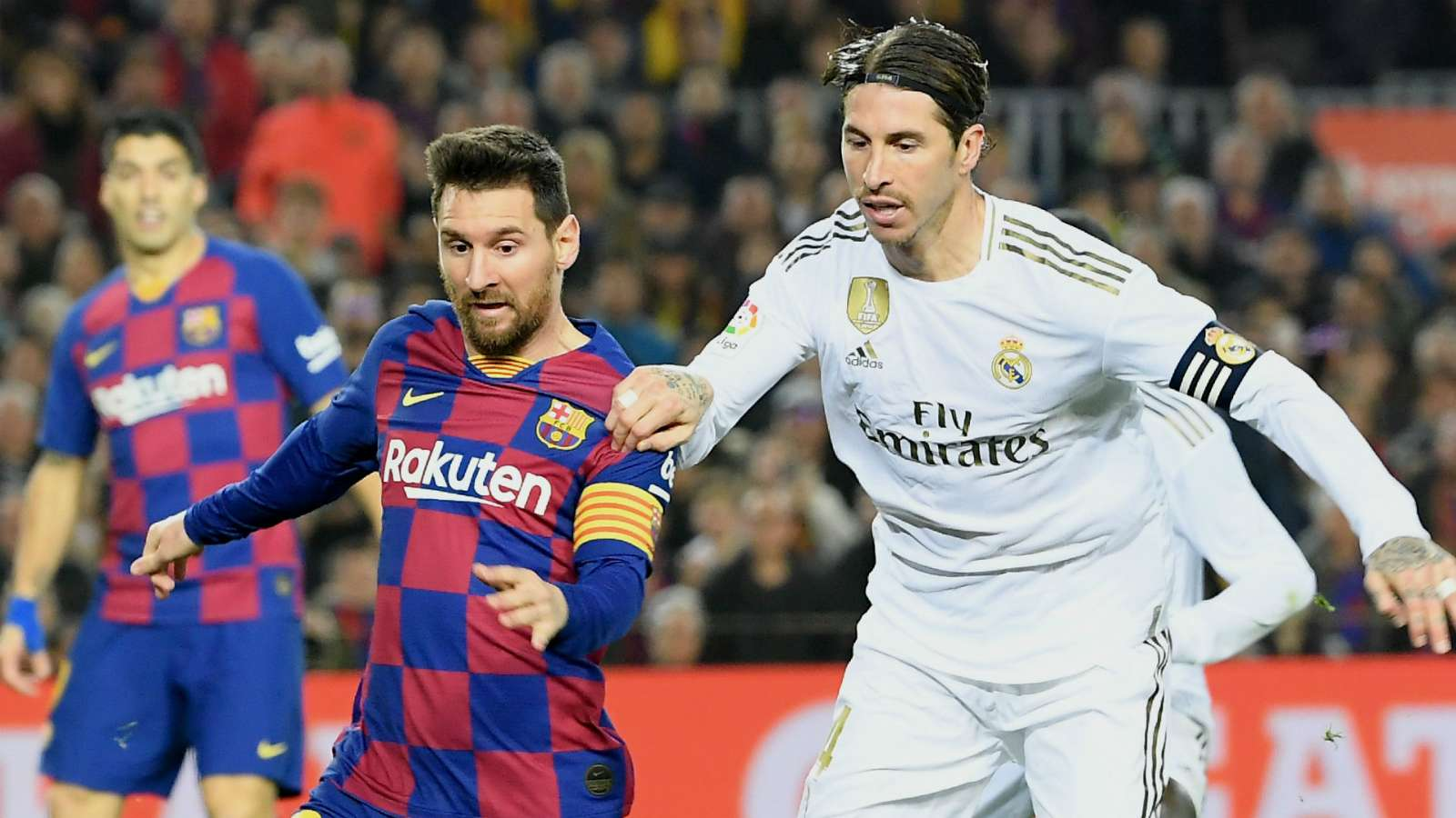 Ramos: We deserved two very clear penalties
