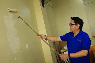 Brigada Eskwela: BAVI volunteers prepare five schools for class opening