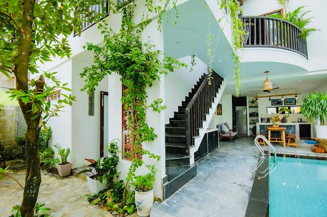 An bàng xưa villa, thuê villa hội an