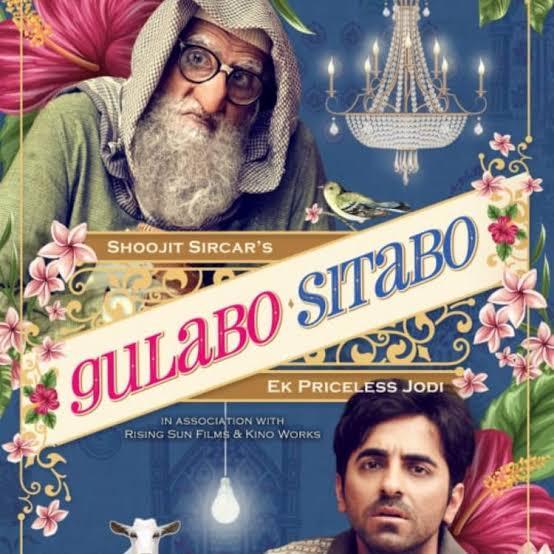 Gulabo Sitabo Movie download 360p,480p, 720p  quality MLRBD.COM
