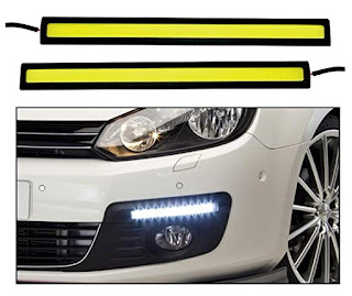 DRLs for car