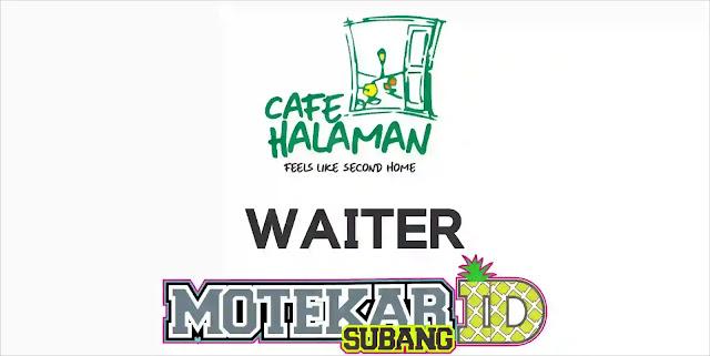 Info Loker Waiter Cafe Halaman Bandung 2019