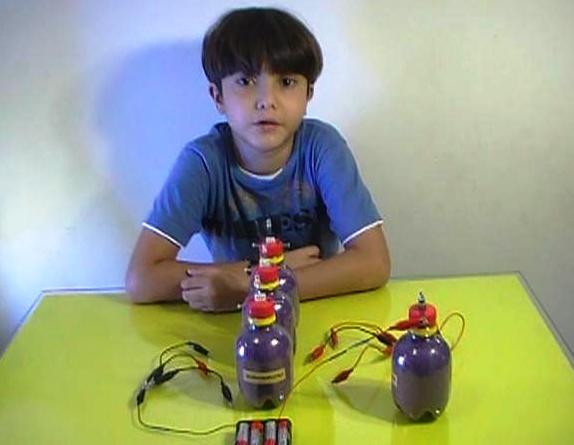 Circuito Eletrico : A arte de aprender brincando circuito elÉtrico ligaÇÃo