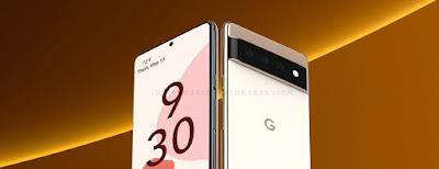 Google Pixel 6 e 6 Pro: trapelati render che mostrano il nuovo rivoluzionario design